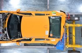 Volvo S60, 2018, crash test