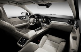 Volvo S60, 2018, interior