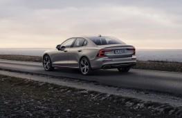 Volvo S60, 2018, rear