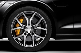 Volvo S60 Polestar Engineered, 2018, wheel