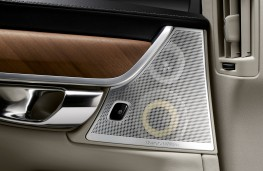 Volvo V90, 2016, Bowers and Wilkins hifi