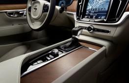 Volvo S90, 2016, console