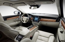 Volvo S90, 2016, interior