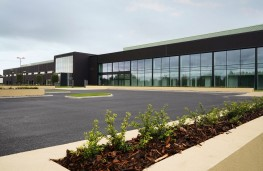 Aston Martin St Athan factory