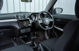 Suzuki Swift Attitude, 2019, interior
