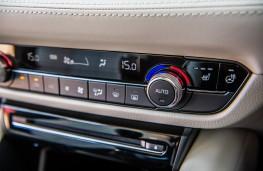 Mazda6 Saloon,2018, controls