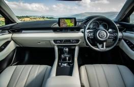 Mazda6 Saloon, 2018, dashboard