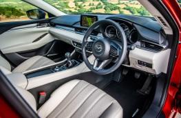 Mazda6 Saloon, 2018, interior