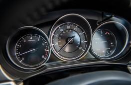 Mazda6 Saloon,2018, instrument panel
