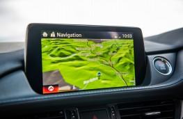 Mazda6 Saloon,2018, display screen