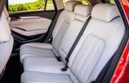 Mazda6 Saloon,2018, rear seats