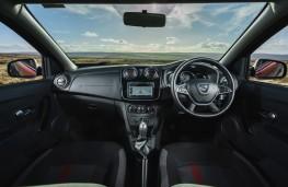 Dacia Sandero Stepway Techroad, interior