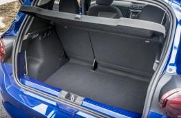 Dacia Sandero, 2021, boot