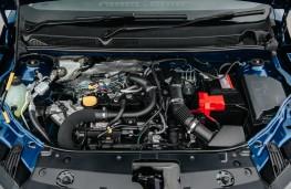 Dacia Sandero, 2021, engine