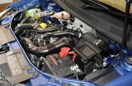 Dacia Sandero, engine
