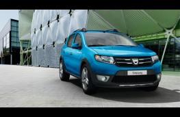 Dacia Sandero Stepway, front
