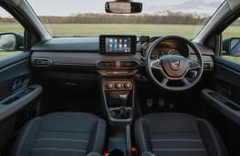 Dacia Sandero, 2021, interior