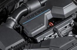 Hyundai Santa Fe, 2020, hybrid engine