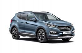 Hyundai Sante Fe Endurance Edition, 2017