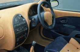 Citroen Saxo, interior