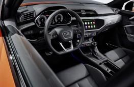 Audi Q3 Sportback, 2019, interior
