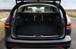 Jaguar XF Sportbrake, 2021, boot