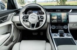 Jaguar XF Sportbrake, 2021, interior