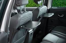 Renault Scenic interior rear