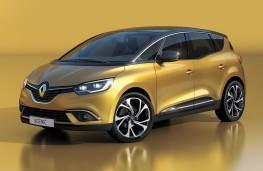 Renault Scenic, 2016