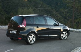 Renault Scenic, 2016, side