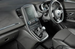 Renault Scenic, 2016, interior