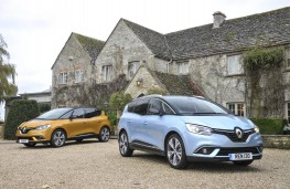 Renault Scenic and Grand Scenic, 2016, static