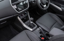 Suzuki SX4 S-Cross, 2017, interior, upright