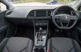 SEAT Leon SC Cupra 300, 2017, interior