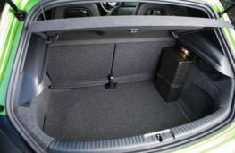 Volkswagen Scirocco R, boot