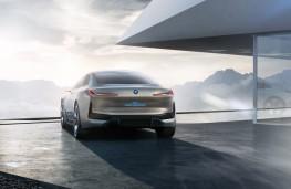 BMW i4 concept, rear