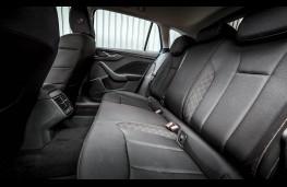 Skoda Scala, 2019, rear seats