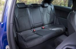 SEAT Leon SC Cupra 300, 2017, rear seats