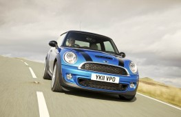 MINI Cooper SD, front, action