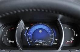 Renault Scenic, 2016, instruments