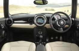 MINI Cooper SD, interior