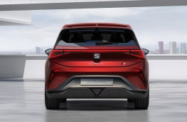 SEAT el-Born concept rear