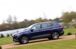 SEAT Tarraco, side
