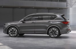 SEAT Tarraco FR PHEV side