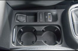 SEAT Alhambra, cupholders