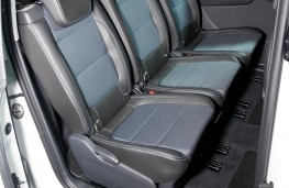 SEAT Alhambra, second row seats