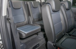 SEAT Alhambra, third row seats