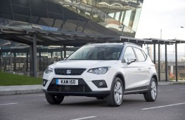 SEAT Arona, front static 2