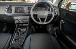 SEAT Ateca, dashboard