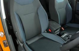 SEAT Ateca, front seats
